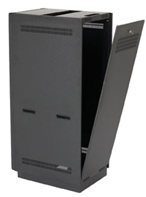 LVR-series: variable depth rack with options
