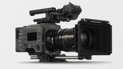 Sony to Begin Shipments of VENICE Full-frame Motion Picture Camera System