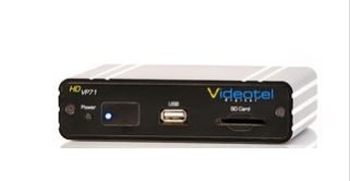 Videotel, Inc. Introduces the new VP71 Industrial Media Player