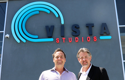 Vista Studios boosts live multi-format production capability with additional investment in SAM technology