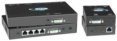 <B>NTI Introduces the VOPEX® DVI Video Splitter/Extender with Audio via CAT5/6/7</b>