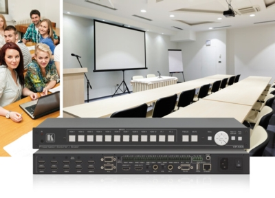 Kramer to Unveil New 12-Input ProScale™ Digital Scaler/Switcher at InfoComm 2015