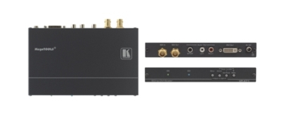 KRAMER INTRODUCES THE VP-471 AND VP-473 PROSCALE™ DIGITAL SCALERS