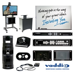 Vaddio Chosen as The Videoconferencing Peripheral Equipment Company of the Year 2010