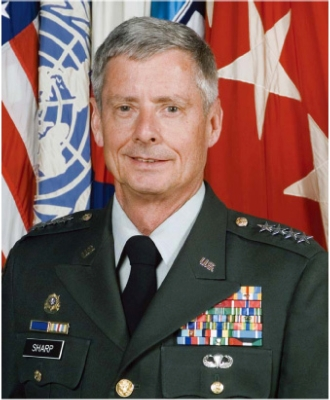 "Retired U.S. and U.N. Korea Forces Commander Gen. Walter L. ""Skip"" Sharp Joins the Thinklogical Defense and Intelligence Advisory Board"