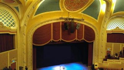 Historic Orpheum Theatre in Minneapolis upgrades with Electro-Voice