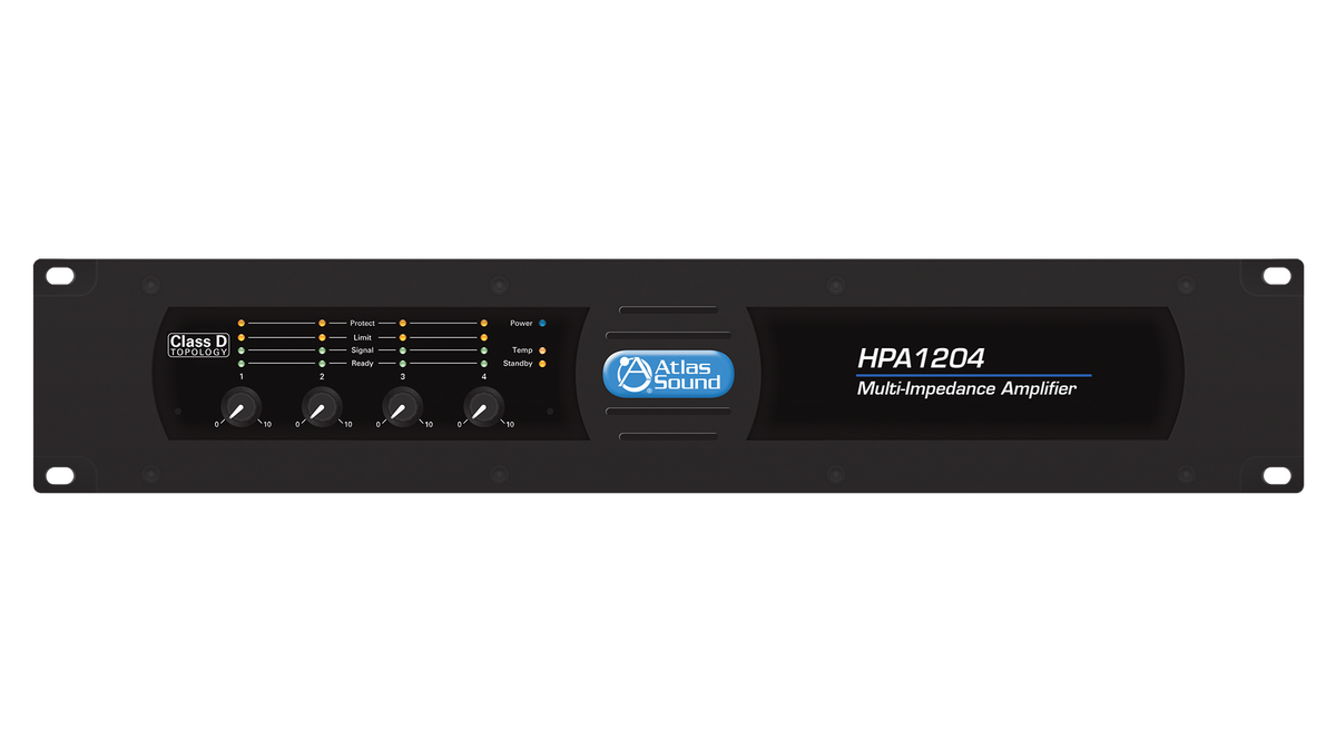 AtlasIED - HPA1204