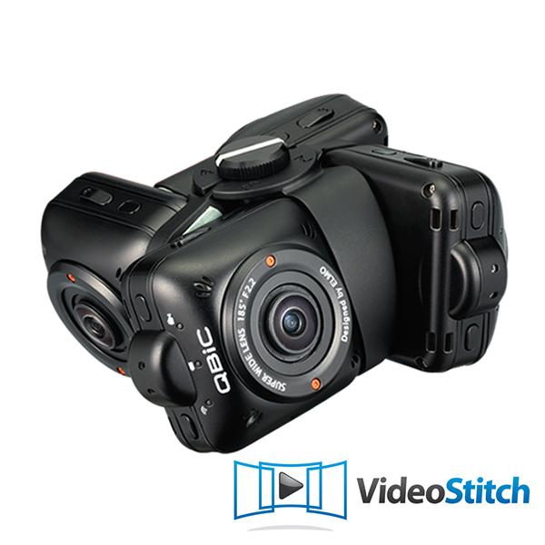 2554-VSLIN | QBiC MS-1 XP Wide Angle Panorama Camera with Video