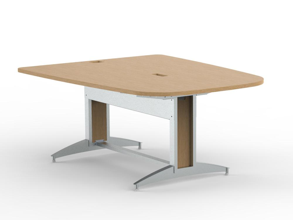 37132 Optio Collaboration Table Spectrum Industries
