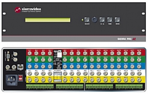 88v5xl 8x8 Rgbhv Matrix Switcher Kramer Electronics