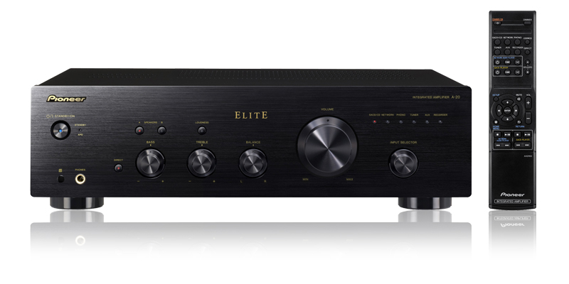 A-20 | Direct Energy Design Integrated Amplifier | Pioneer