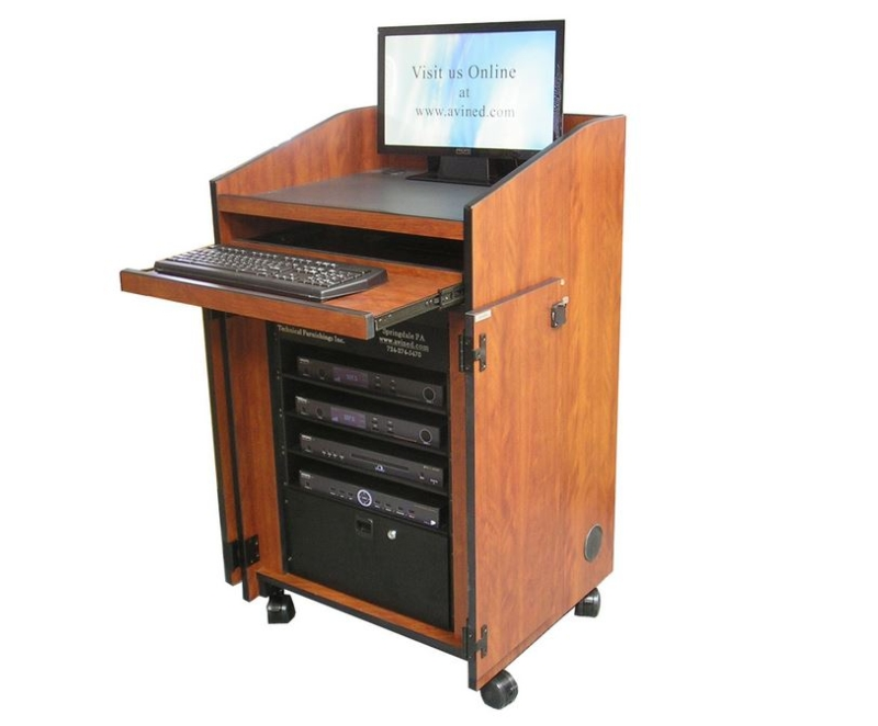 Amf26 Lectern Podium 26 Quot Wide Avined Technical