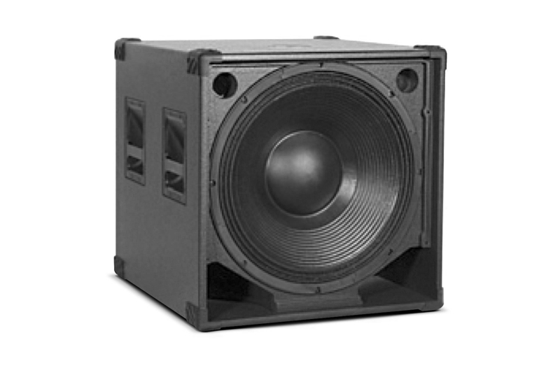 Axys B 121 G2 21 Quot Beam Shaping Subwoofer Jbl