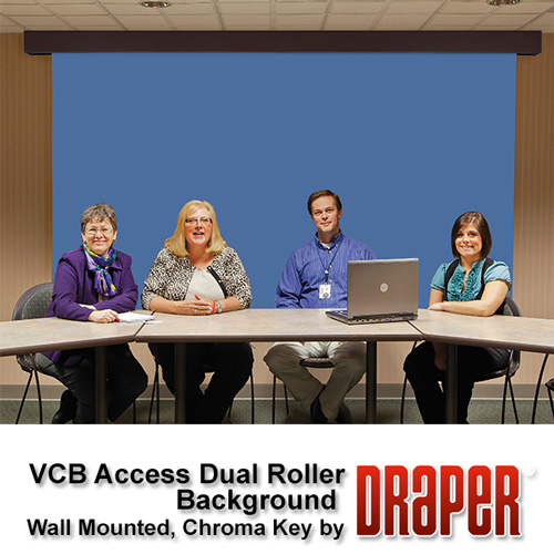 Draper, Inc. - VCB Dual Roller with Fascia