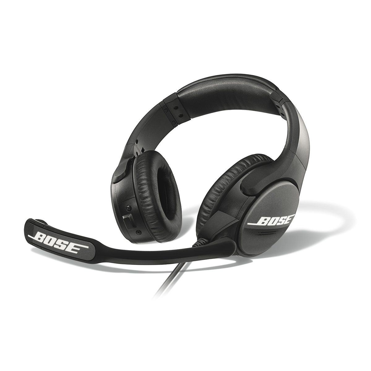 BHS-B30-DL4 | Bose SoundComm B30 Dual Ear Headset, Left Boom, 4-Pin ...
