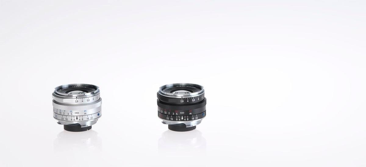C Biogon T* 2,8/35 ZM | 35mm F2 8 to F22 Compact Wide-angle Lens