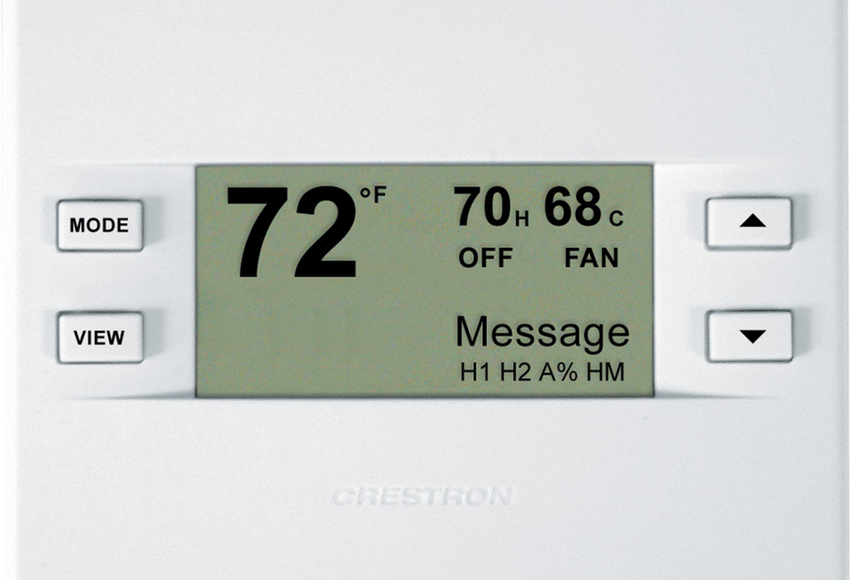 CHV-TSTAT-FCU-A   Heating/Cooling Fan-coil Thermostat