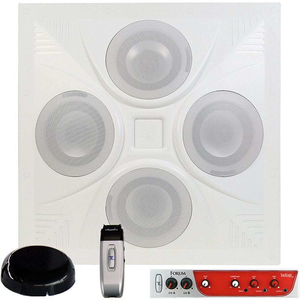 Classroom Sound System With Drop Tile In Ceiling Speaker Classroom