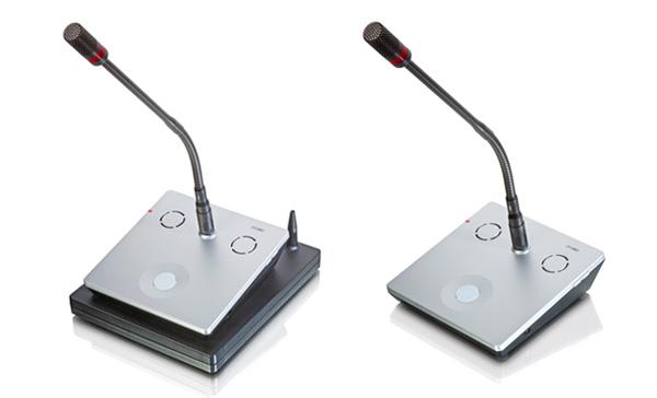 Dmic | Wired/Wireless Microphone Unit | Conference Systems
