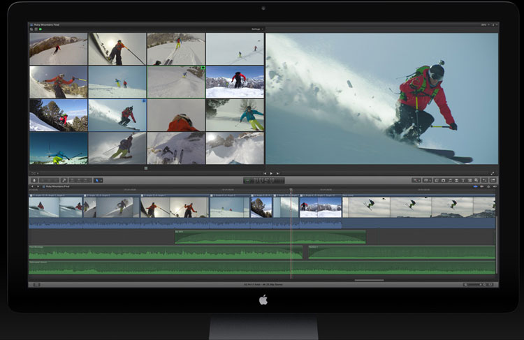 Final Cut Pro X | Video Editing App for OS X | Apple, Inc  | Applied