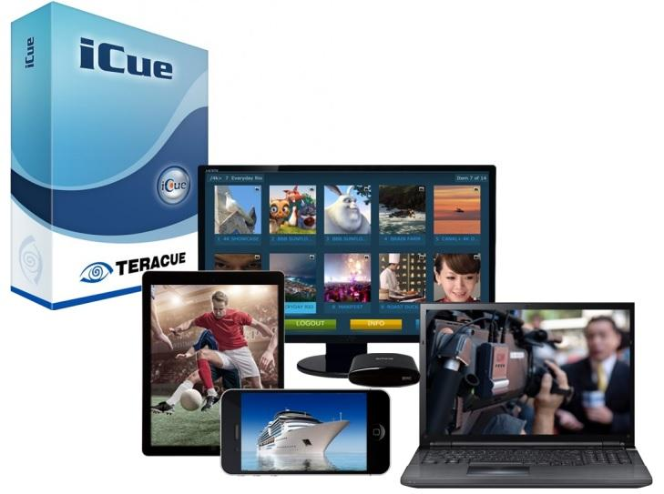 ICUE SERVER | Multi-channel IPTV Streaming and Recording