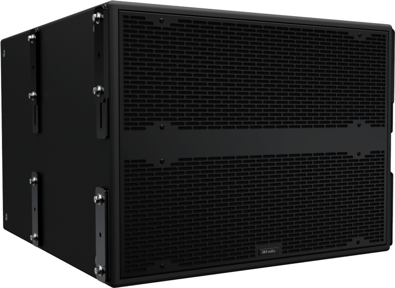 IN LINE NS1 | 15-in Dual Line Array Subwoofer, 800W | McCauley Sound