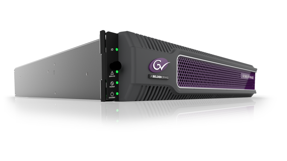 High Performance Scalable K2 Media Storage System, 1.2TB Online Drives