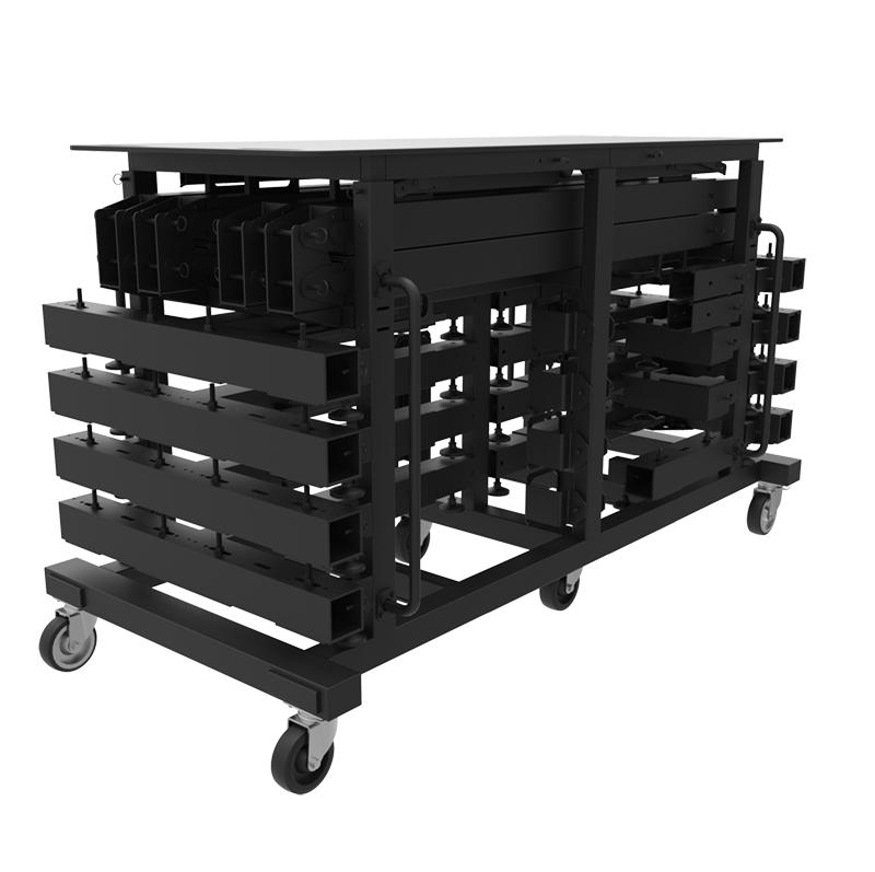 GS-CART-500X500   Loc-n-Load - LED Ground Support System