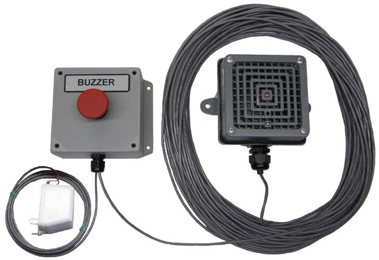 F 350pb1 Push Button Buzzer System Applied Technical