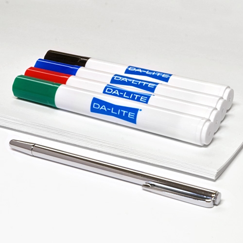 Da-Lite  - Paper Pad Accessory Package