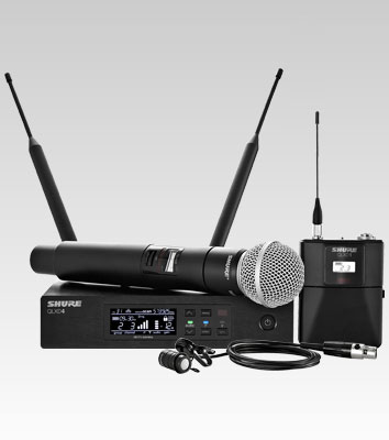Shure Incorporated - QLX-D
