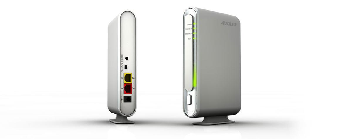 Askey Router Log In
