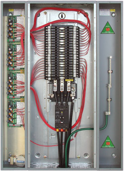 rpc 341 277 m400 3 phase 4 wire 277v 400a remote power control 277v 3ph electrical  wiring diagrams 277v wiring panel