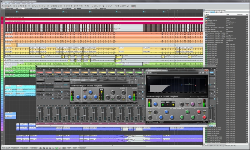 Soundscape V7 | Audio Record/Playback Software | Solid State Logic