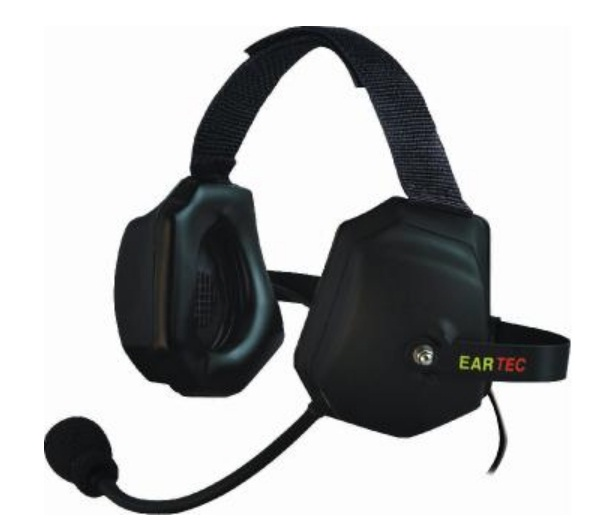 The XTreme | XTreme Heavy Duty Headset for Wired Intercoms | Eartec ...