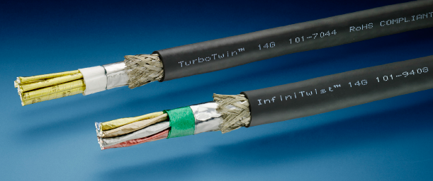 16KB2LF037 | 8-pair 30AWG TurboTwin Cable | TE Connectivity ...
