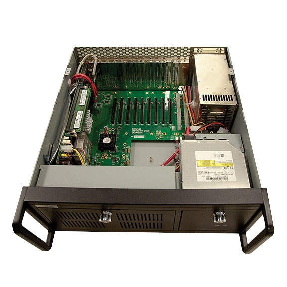 VWX-2110 | Radian Video Wall Processor Expansion Chassis