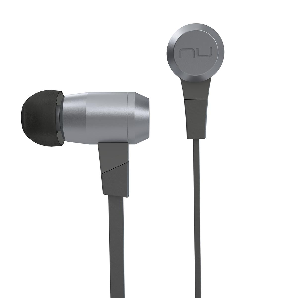BE6 Grey | Superior sounding Bluetooth earphones with aptX and AAC