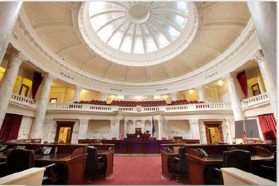 Biamp Systems - Idaho State Capitol