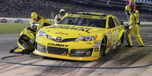 Kramer K-Touch Systems in the Race with NASCAR Teams