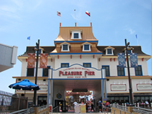 Biamp Systems - Galveston Island Historic Pleasure Pier