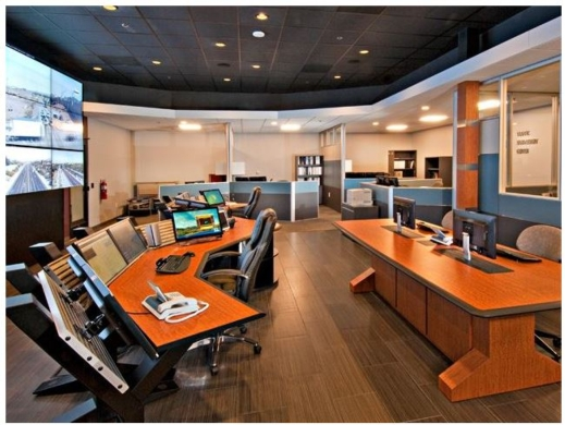 CUSTOM CONSOLES GIVE CREATIVE FUNCTION TO SCOTTSDALE TMC