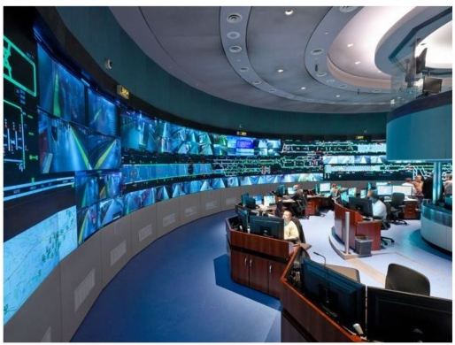 MASSACHUSETTS DOT UPGRADES MBTA CONTROL ROOM