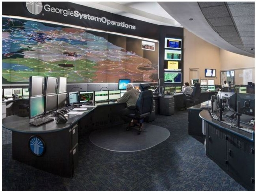 GEORGIA SYSTEM OPERATIONS CORPORATION TAKES CONTROL