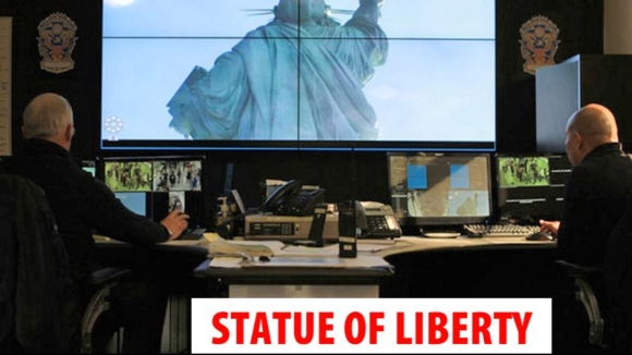 CREATIVE CONSOLE DESIGN OVERCOMES SPACE LIMITATIONS FOR STATUE OF LIBERTY COMMAND CENTER OVERHAUL