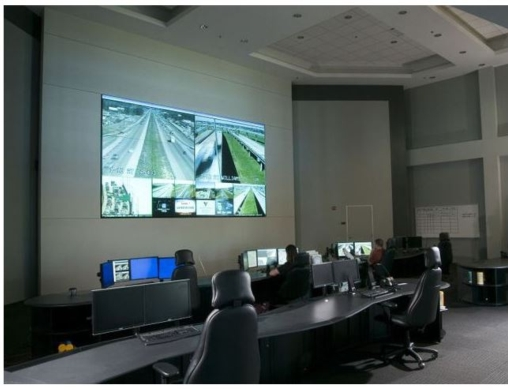 WINSTED CONSOLES HELP KEEP TRAFFIC FLOWING IN NEW ORLEANS