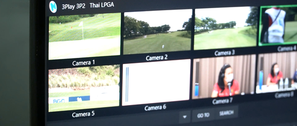 LPGA Thailand Relies on TriCaster® Mini 4K, 3Play® 3P2 and NDI® IP-Based Video Workflow to Stream 2021 Golf Championship