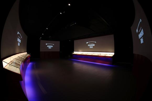Barco -  Medialon: everything a museum needs to control all AV equipment