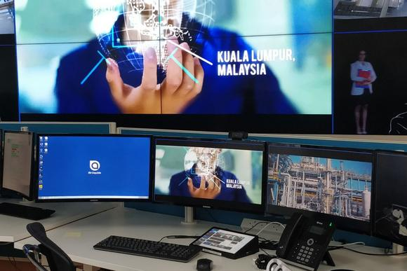 Air Liquide control room utilises Datapath's flexible video capture and graphics cards