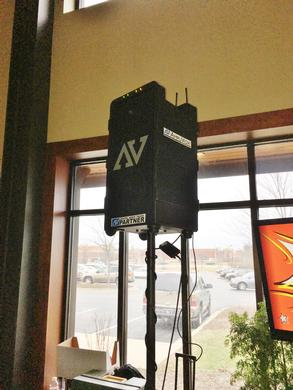 AmpliVox Portable Systems Deliver Maximum Sound Coverage  for YMCA Gala Charity Event